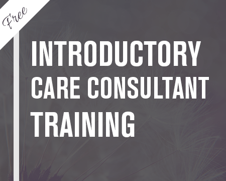 Free Introductory Care Consultant Training