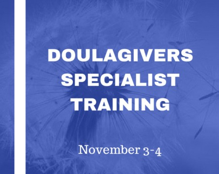 Doulagivers Specialist Training