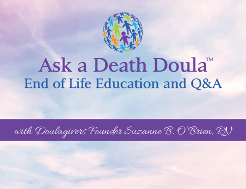 Ask a Death Doula Live