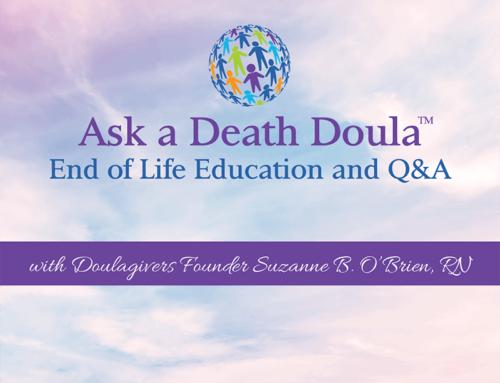 Ask a Death Doula Live