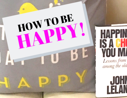HOW TO FIND YOUR HAPPINESS. SUZANNE B. O'BRIEN RN INTERVIEWS AWARD WINNING NEW YORK TIMES JOURNALIST JOHN LELAND