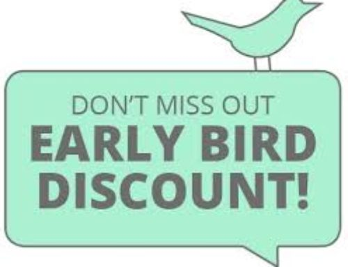 Early Registration Discounts End Tonight