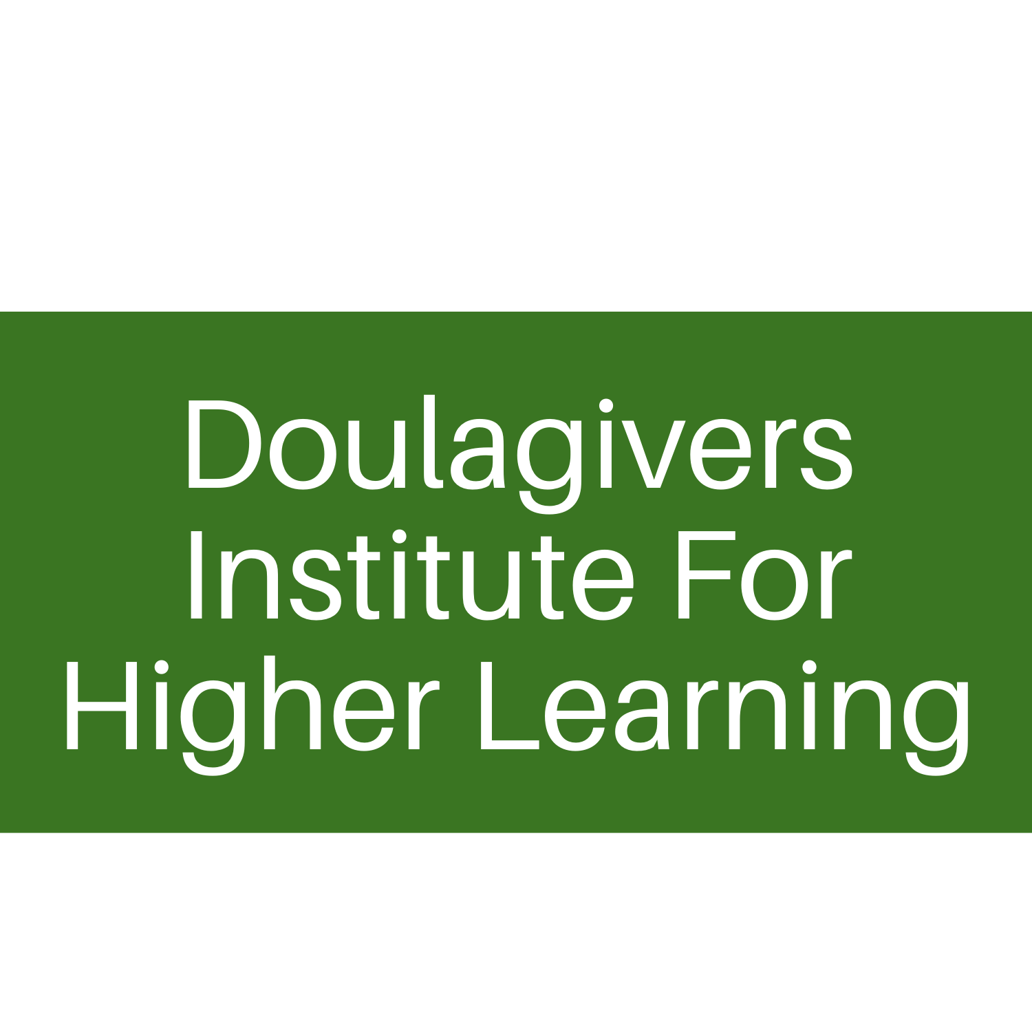 Doulagivers Institute For Higher Learning site