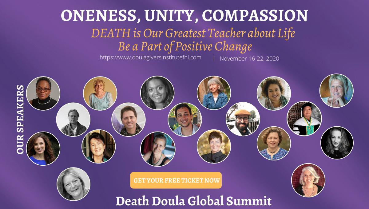 DG summit banner november